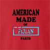 American Made Of Fiji Parts crew neck Sweatshirt