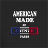 American Made of France Parts