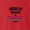 American Made Of Gambia Parts crew neck Sweatshirt