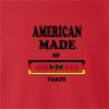 American Made Of German Parts crew neck Sweatshirt