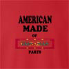 American Made Of Grenada Parts crew neck Sweatshirt