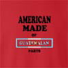 American Made Of Guatemala Parts crew neck Sweatshirt