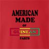American Made Of Guinea Parts crew neck Sweatshirt