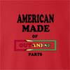 American Made Of Guyana Parts crew neck Sweatshirt