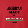 American Made Of Hungary Parts crew neck Sweatshirt