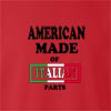 American Made Of Italian Parts crew neck Sweatshirt