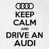 Keep Calm and Drive an Audi T-shirt