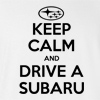 Keep Calm and Drive an Subaru T-shirt
