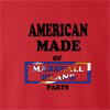American Made Of Marshall Island Parts crew neck Sweatshirt