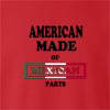 American Made Of Mexico Parts crew neck Sweatshirt