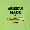 American Made of Brunei Parts Long Sleeve T-Shirt