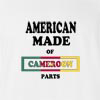 American Made of Cameroon Parts T Shirt
