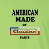 American Made of Chile Parts Long Sleeve T-Shirt