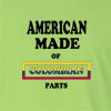 American Made of Colombia Parts Long Sleeve T-Shirt