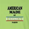 American Made of Crimea Parts Long Sleeve T-Shirt