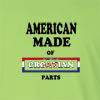 American Made of Crotia Parts Long Sleeve T-Shirt