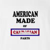American Made of Cambodia Parts T Shirt