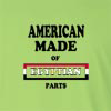 American Made of Egypt Parts Long Sleeve T-Shirt