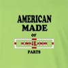 American Made of England Parts Long Sleeve T-Shirt