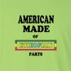 American Made of Ethiopia Parts Long Sleeve T-Shirt