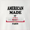 American Made Of Gibraltar Parts Crew Neck Sweatshirt