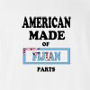 American Made of Fiji Parts T Shirt