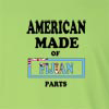 American Made of Fiji Parts Long Sleeve T-Shirt