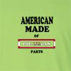 American Made of French Polynesia Parts Long Sleeve T-Shirt