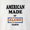 American Made Of Aland Parts Crew Neck Sweatshirt