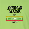 American Made of Burma Parts Long Sleeve T-Shirt