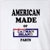 American Made Of Uzbekistan Parts Long Sleeve T-Shirt
