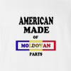 American Made of Mauritania Parts T Shirt