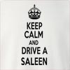 Keep Calm And Drive  A Saleen Crew Neck Sweatshirt