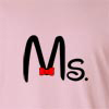 Couples Matching Ms Long Sleeve T-Shirt
