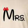 Couples Matching Mrs Long Sleeve T-Shirt