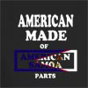 American Made of American Samoa Parts