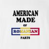 American Made of Romania Parts T Shirt