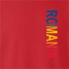 Romania_Color crew neck Sweatshirt