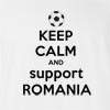 Keep Calm And Support Romania T Shirt
