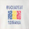 Bucharest Romania Crew Neck Sweatshirt