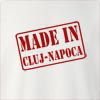 Made in CLUJ- NAPOCA crew neck Sweatshirt