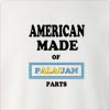 American Made Of Palau Parts Crew Neck Sweatshirt