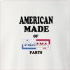 American Made Of Panama Parts Crew Neck Sweatshirt
