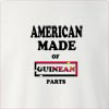 American Made Of Papua New Guinea Parts Crew Neck Sweatshirt