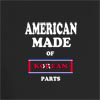 American Made of North Korean Parts