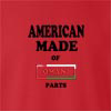American Made Of Oman Parts crew neck Sweatshirt