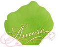 Apple Green Silk Rose Petals Wedding 2000