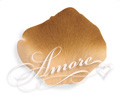 Espresso Silk Rose Petals Wedding 200