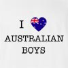 I Love Australia Boys T-Shirt