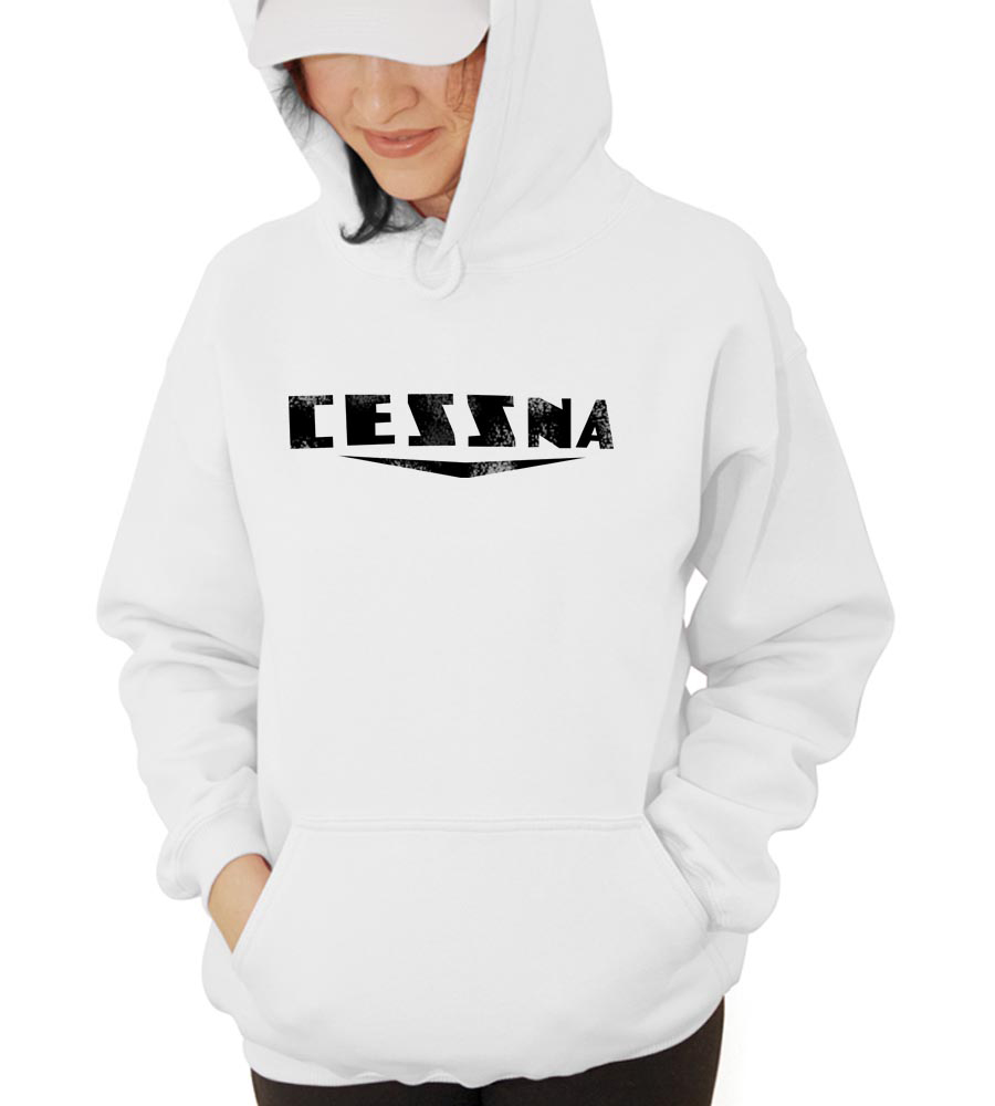 Cessna Hooded Sweatshirt